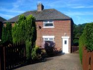 2 bed semi detached property in Lee Dale, Harpur Hill...