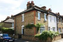 semi detached home in Terrace Gardens, Barnes...
