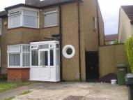 semi detached home in Hill Crescent, Kingston...