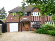 semi detached house in Burlington Crescent...