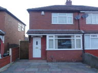 semi detached property to rent in Tennyson Road, Reddish...