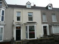 Terraced property in King Edwards Road...