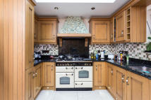 semi detached house in Osier Crescent...