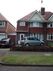 3 bed semi detached house in Lulworth Road...