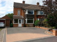 Hanbury Road semi detached property to rent