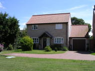 Detached house to rent in Normandy Close...