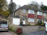 semi detached house in Mead Way, Coulsdon...