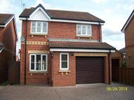 3 bed Detached house to rent in Tickhill Way, Rossington...