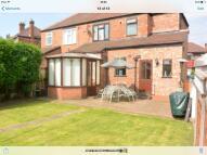 3 bedroom semi detached house in Palmerston Road, Denton...