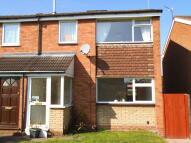 semi detached home in Fernwood Drive, Rugeley...