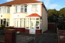 3 bedroom semi detached property in Gloucester Avenue...