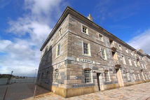 1 bed Flat to rent in Royal William Yard...