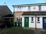 semi detached house in Sunset Road, London...