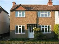 3 bed semi detached house in Howard Road, Bookham...