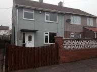 semi detached home in Ryecroft Road, Rawmarsh...