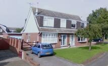 semi detached property in Chestnut Close...