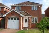 3 bed Detached house in Canon Close, Rossington...