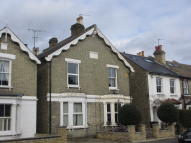 semi detached property in Canbury Park Road...