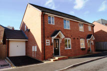 semi detached home in Brett Young Close...