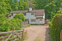 semi detached house in London Road, Sunningdale...