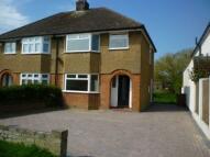 3 bedroom semi detached property in Bullens Green Lane...