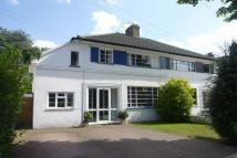 4 bedroom semi detached home in Esher, Surrey