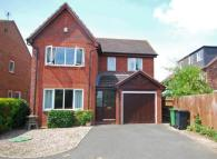 4 bed Detached property in Crowle, Worcester...