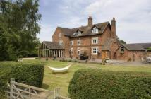 Detached home in Abbots Bromley, Rugeley...