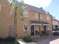 2 bed semi detached property in Castle Stream Court...