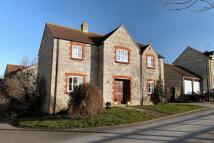 Detached house for sale in The Burltons, Cromhall...