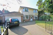 4 bed Detached house to rent in St Albans Avenue...