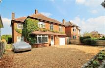 4 bed Detached home for sale in Littledown Avenue...