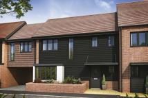 new home in London Road, Leybourne...
