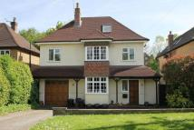 Detached house in Old Oxted