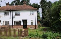 Cottage to rent in Brasted
