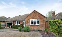 Bungalow in Edenbridge