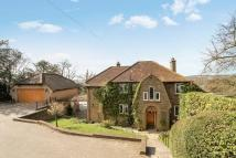 Detached property in Merstham Borders
