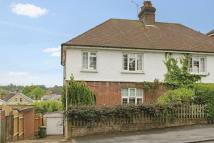 3 bed semi detached property in Tunbridge Wells