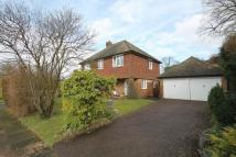 4 bedroom Detached house in Manor Close...