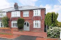 semi detached house for sale in East Cliff Road...