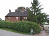 Cottage in Anslow Road, Hanbury...