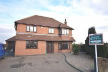 6 bed Detached house in Anslow Road, Hanbury...