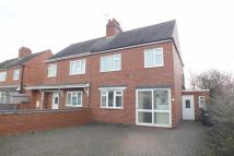 3 bed semi detached home in Green Lane, Tutbury...