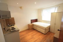 Studio flat in Lymington Close, London...