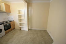 Studio apartment in Willoughby Lane, London...