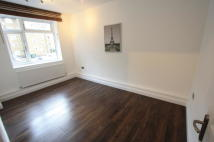 Flat in Clapham Road Estate...