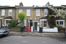 Terraced house in HARGWYNE STREET, London...