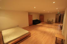 Studio apartment in The Broadway, London...