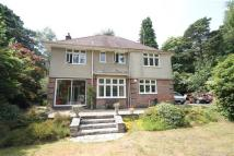 4 bedroom Detached house to rent in Western Road, Poole