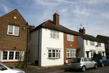 semi detached property in Horseshoe Crescent...